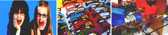 Kids' Eyeglasses